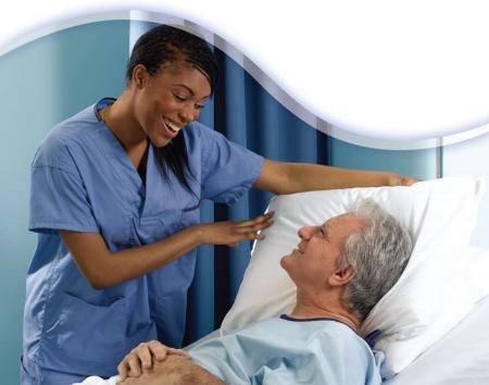 Nurse Patient Graphic