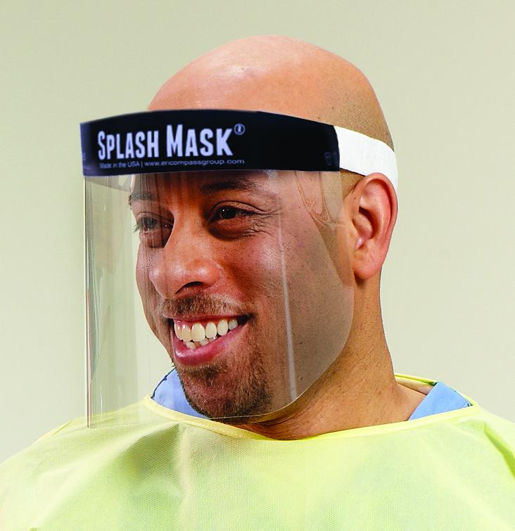 Splash Mask Face shields