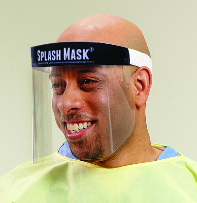 Splash Mask Face shields