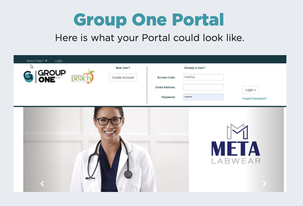 Group One Portal