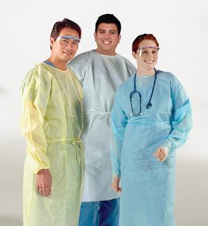 ValueCare Disposable Isolation Gowns