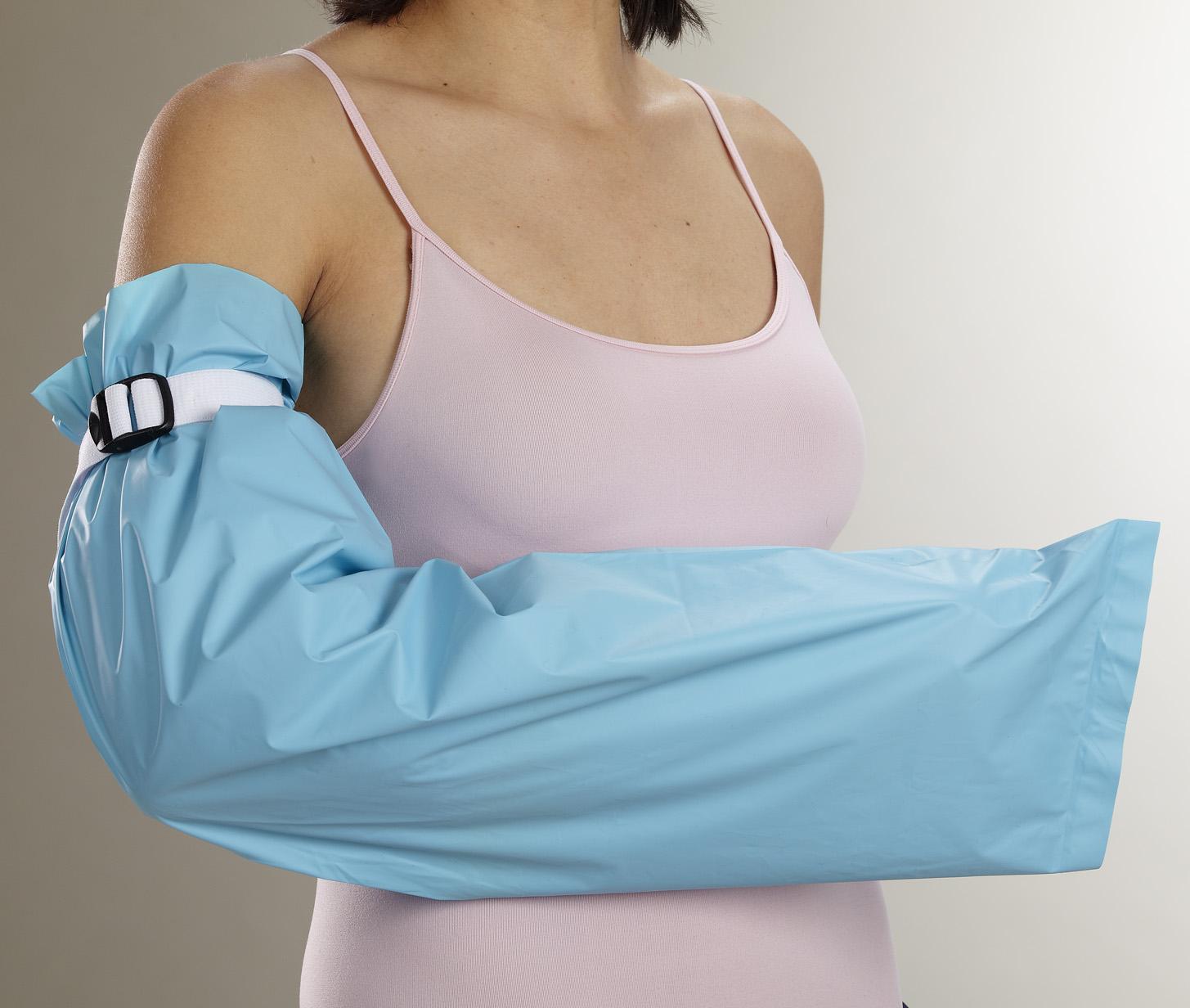 fluid resistant sleeve lit SM